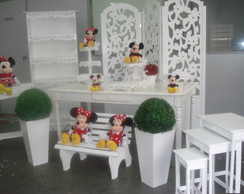 Kit Proven�al Turma do Mickey