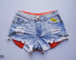 Short Hot Pants Tend�ncia Ver�o 2016