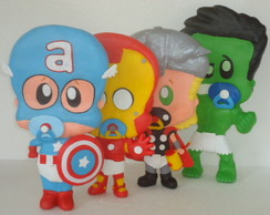 KIT THE AVENGERS BABYS/ MESAS PROVEN�AIS