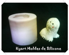 Molde de Silicone Ship dog (Pricila)
