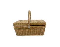 Cesta Pic Nic Taboa Natural 44x26x20