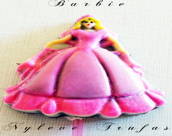 Pirulito De Chocolate Barbie