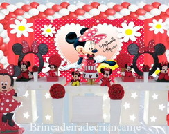 Minnie vermelha no proven�al