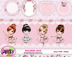 BAILARINA JOLIE - MINI KIT