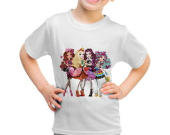 Camiseta Ever After High - Amigas