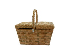 Cesta Pic Nic Taboa Natural 36x22x22