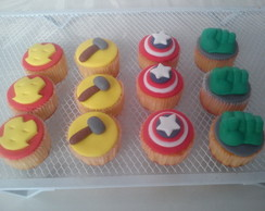 Mini Cupcake Super Her�is