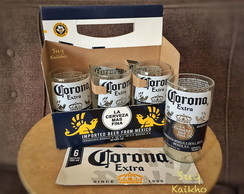 Kit Corona Extra Long Drink