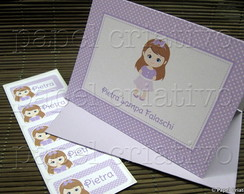 Cart�o Personalizado - GIRL