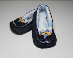Mocassim Baby Jeans 2