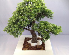 �rvore Bonsai Artificial | Grande