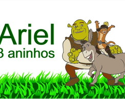 Tag digital - modelo 47 - Shrek