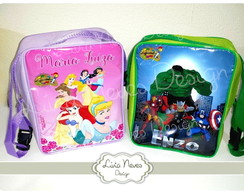 Bolsa Her�is e Princesas