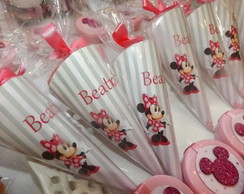 DECORA��O MINNIE ROSA