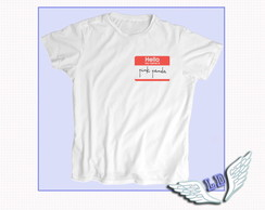 Camisa Name Tags k-groups
