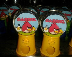 MINI BALEIRO CANDY MACHINE TEMA ANGRY BI