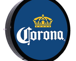 Luminoso para bar - Corona - COM LED