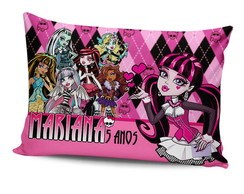 Almofadas para Festa Monster High