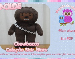 Molde Chewbacca Star Wars