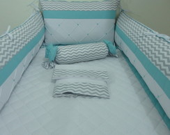 Kit Ber�o Zig-Zag Tiffany 08 Pe�as
