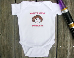 Body infantil Star Wars princesa