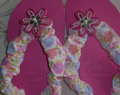 Chinelo Patchwork