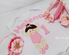 Kit Body bailarina Helena