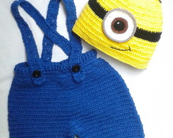 suspens�rio minions-new born