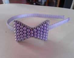 Tiara La�o co strass