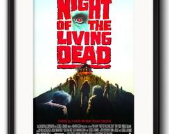 Usado, Quadro Noite Dos Mortos Vivos Paspatur comprar usado  Brasil