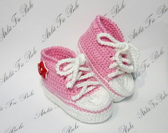T�nis All Star Baby Rosa