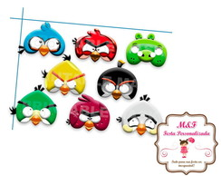 M�scaras Angry Birds