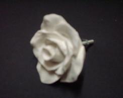 Resina Puxador Rosa Gde. Ref.: 23818