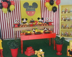Decora��o tema Mickey