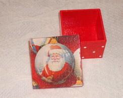 Caixinha Papai Noel