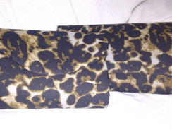 Carteira de m�o Animal Print on�a