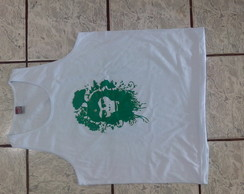 Camiseta regata macaco roots