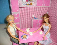 Kit m�veis boneca Barbie