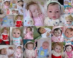 Exemplos de beb�s feitas por mim