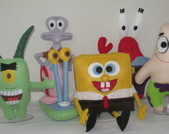 Turma do Bob esponja II