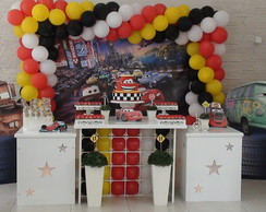 Decora��o Clean Carros Disney