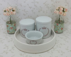 .Kit higiene Porcelana!