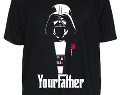 Camiseta Star Wars Your Father