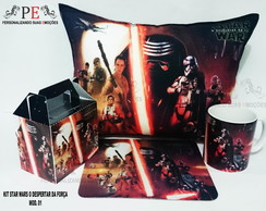 Kit Star Wars O Despertar da For�a