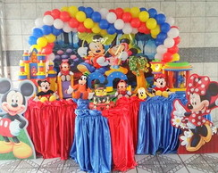 "Mesa Convencional Club House ""Mickey"""