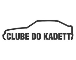 Adesivo Chevrolet Clube do Kadett 15cm comprar usado  Brasil