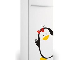 Adesivo Decorativo - Pinguim F