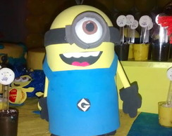 Lata decorada Minions