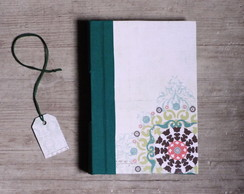 caderno VINTAGE LONGSTITCH
