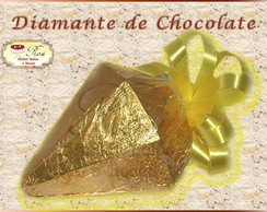 Diamante de chocolate